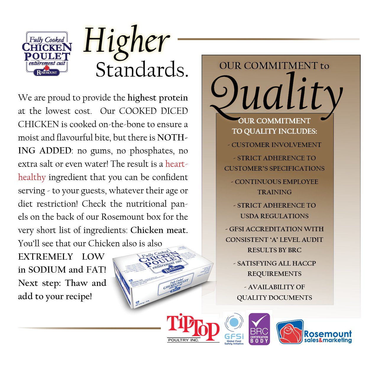 CDC Quality for Web